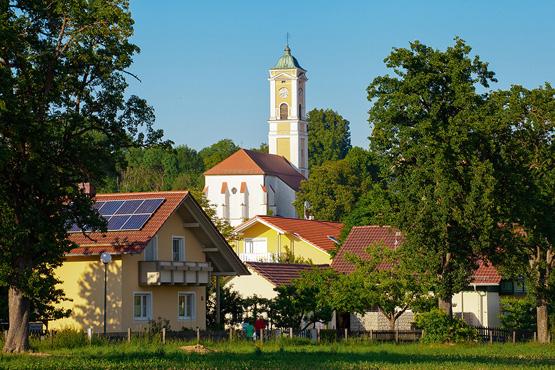 Kirche Vor Ort